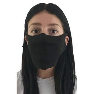 Unisex Light weight Viscose Bamboo Organic Jersey Face Mask